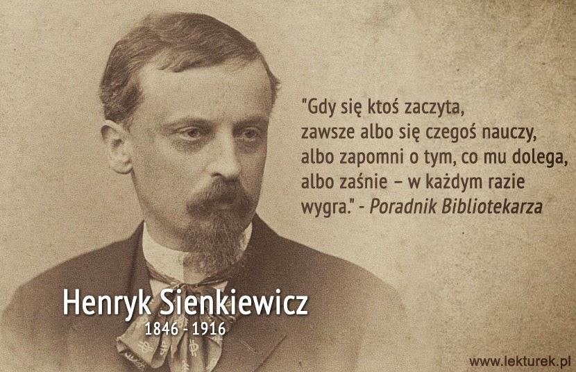 Henryk Sienkiewicz cytat